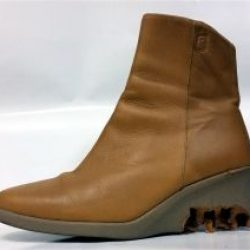 Sustitución de cuña y piso en bota