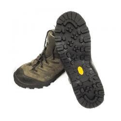 Resolado de Vibram Teton para botas de Trekking.