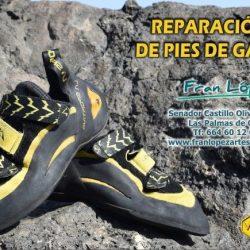 Reparar pies de gato en Gran Canaria ya es posible.