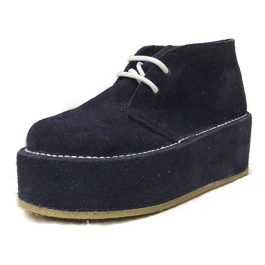 Alza para dismetría en unas botas