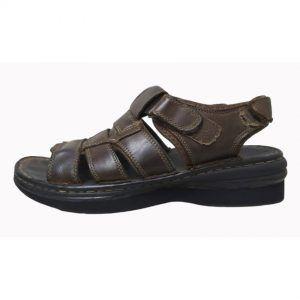 Alza para dismetría en unas sandalias