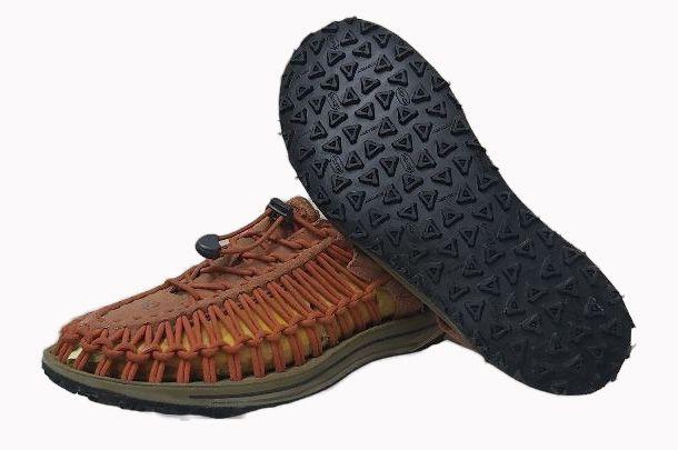 Reparar unas sandalias Keen