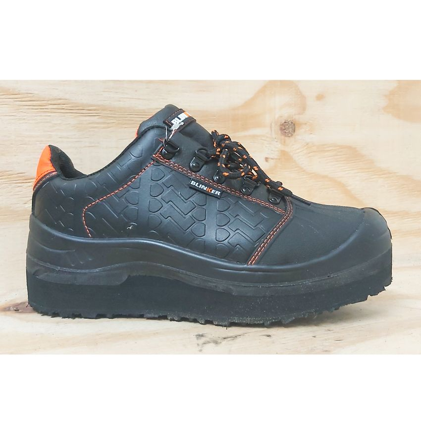 Alza para dismetría en calzado de trabajo