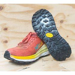 Modificar unas zapatillas de asfalto.